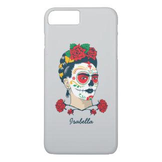 Frida Kahlo | El Día de los Muertos iPhone 8 Plus/7 Plus Case