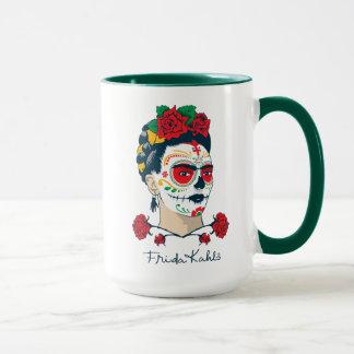 Frida Kahlo | El Día de los Muertos Mug