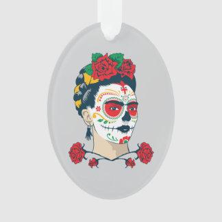 Frida Kahlo | El Día de los Muertos Ornament