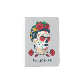 Frida Kahlo | El Día de los Muertos Passport Holder