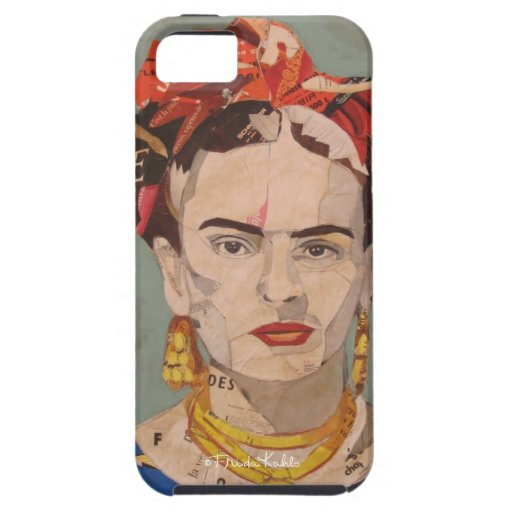 Frida Kahlo en Coyoacán Portrait iPhone 5 Case