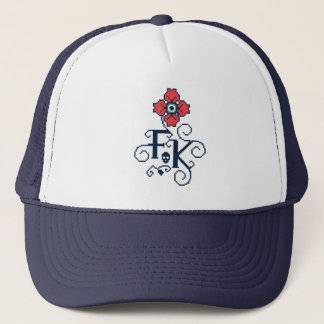 Frida Kahlo | Floral Tribute Trucker Hat