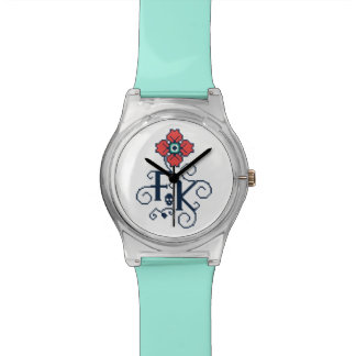 Frida Kahlo | Floral Tribute Watch