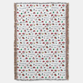 Frida Kahlo | Heart of Mexico Throw Blanket