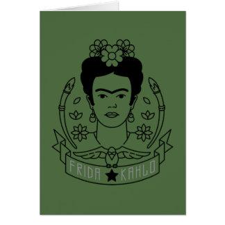 Frida Kahlo | Heroína Card