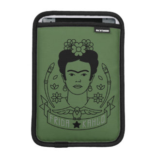 Frida Kahlo | Heroína iPad Mini Sleeve