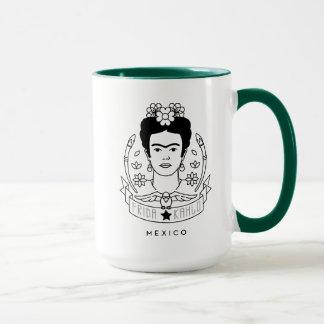 Frida Kahlo | Heroína Mug