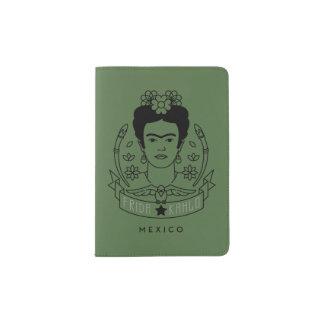 Frida Kahlo | Heroína Passport Holder