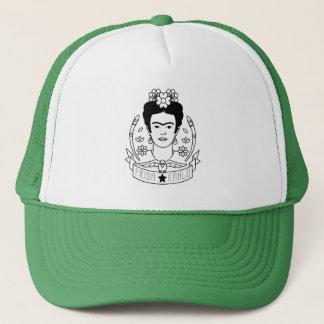 Frida Kahlo | Heroína Trucker Hat