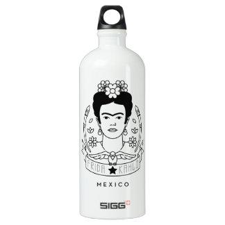 Frida Kahlo | Heroína Water Bottle