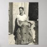 Frida Kahlo in Sun Poster