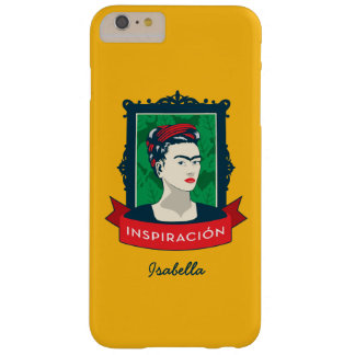 Frida Kahlo | Inspiración Barely There iPhone 6 Plus Case