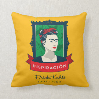 Frida Kahlo | Inspiración Cushion