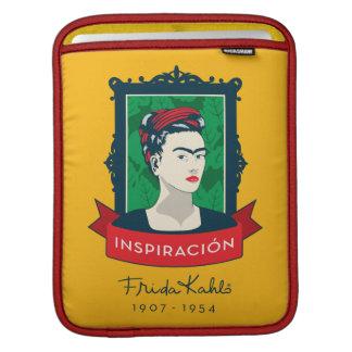 Frida Kahlo | Inspiración iPad Sleeve