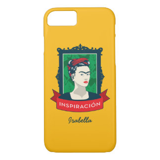 Frida Kahlo | Inspiración iPhone 8/7 Case
