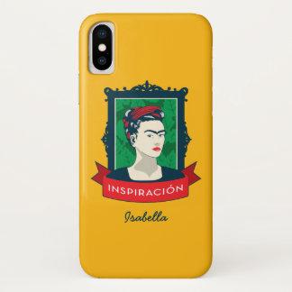 Frida Kahlo | Inspiración iPhone X Case
