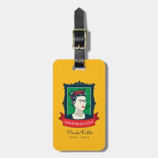 Frida Kahlo | Inspiración Luggage Tag
