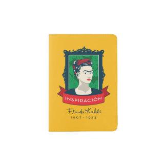 Frida Kahlo | Inspiración Passport Holder