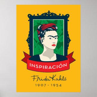 Frida Kahlo | Inspiración Poster