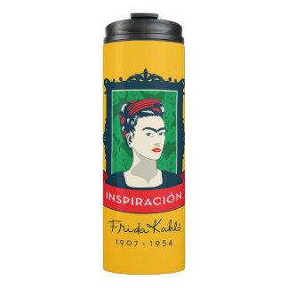 Frida Kahlo | Inspiración Thermal Tumbler