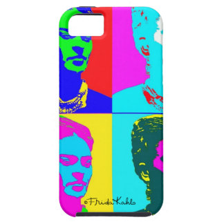 Frida Kahlo Inspired Portrait Case For The iPhone 5