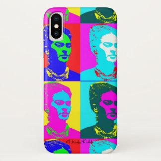 Frida Kahlo Inspired Portrait iPhone X Case