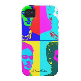 Frida Kahlo Inspired Portrait Vibe iPhone 4 Cover