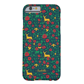 Frida Kahlo | Life Symbols Barely There iPhone 6 Case