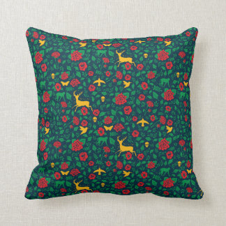 Frida Kahlo | Life Symbols Cushion