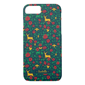 Frida Kahlo | Life Symbols iPhone 8/7 Case