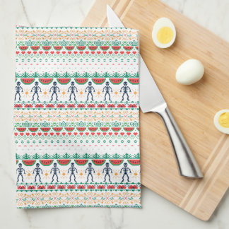Frida Kahlo | Mexican Graphic Kitchen Towels