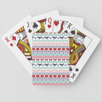 Frida Kahlo | Mexican Pattern Playing Cards