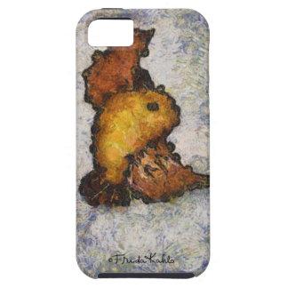 Frida Kahlo Monet-Style Bird Painting Tough iPhone 5 Case