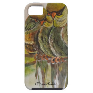 Frida Kahlo Painted Birds Case For The iPhone 5