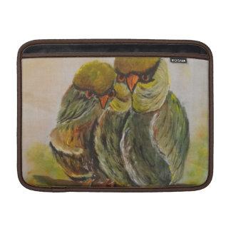 Frida Kahlo Painted Birds Sleeve For MacBook Air