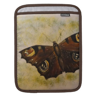 Frida Kahlo Painted Butterfly iPad Sleeve