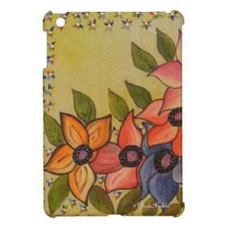 Frida Kahlo Painted Flores iPad Mini Cases
