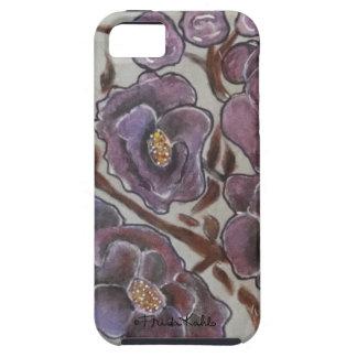 Frida Kahlo Painted Flowers iPhone 5 Case