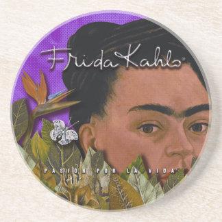Frida Kahlo Pasion Por La Vida 2 Coasters