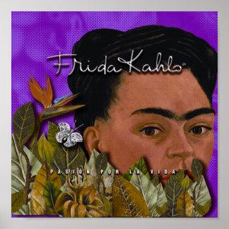 Frida Kahlo Pasion Por La Vida 2 Poster