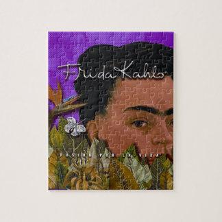 Frida Kahlo Pasion Por La Vida Jigsaw Puzzle