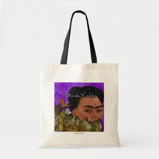 Frida Kahlo Pasion Por La Vida Tote Bag