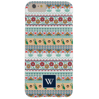 Frida Kahlo | Patrón de Colores Barely There iPhone 6 Plus Case