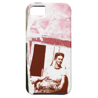 Frida Kahlo Photo Montage iPhone 5 Cover