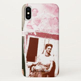 Frida Kahlo Photo Montage iPhone X Case