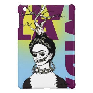 Frida Kahlo Pop Art Portrait iPad Mini Cover