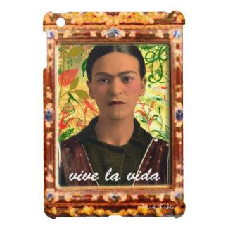 Frida Kahlo Reflejando Case For The iPad Mini