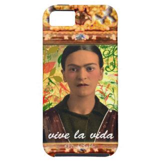 Frida Kahlo Reflejando Tough iPhone 5 Case