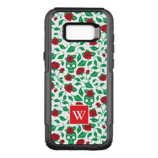 Frida Kahlo | Skulls & Roses OtterBox Commuter Samsung Galaxy S8+ Case
