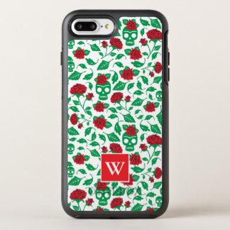 Frida Kahlo | Skulls & Roses OtterBox Symmetry iPhone 7 Plus Case